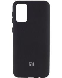 Силиконовая накладка Silky soft touch Redmi 9T (Черная) купить в Уфе | Обзор | Отзывы | Характеристики | Сравнение