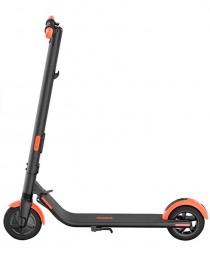 Электросамокат Ninebot Kickscooter ES1L черный/оранжевый купить в Уфе | Обзор | Отзывы | Характеристики | Сравнение