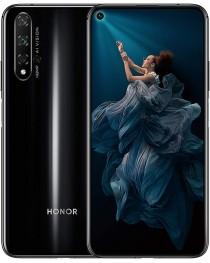 Honor 20 (6GB+128GB) Midnight Black купить в Уфе | Обзор | Отзывы | Характеристики | Сравнение