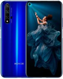 Honor 20 (6GB+128GB) Sapphire Blue купить в Уфе | Обзор | Отзывы | Характеристики | Сравнение