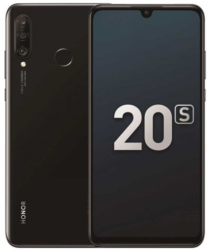 Honor 20S (6GB+128GB) Midnight Black купить в Уфе