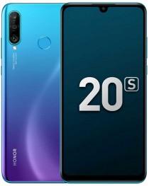 Honor 20S (6GB+128GB) Peacock Blue купить в Уфе | Обзор | Отзывы | Характеристики | Сравнение