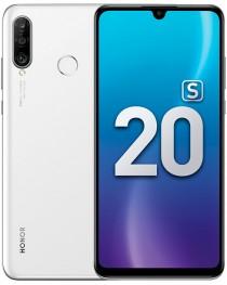 Honor 20S (6GB+128GB) Pearl White купить в Уфе | Обзор | Отзывы | Характеристики | Сравнение