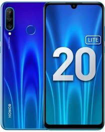 Honor 20 Lite (4GB+128GB) Blue купить в Уфе | Обзор | Отзывы | Характеристики | Сравнение