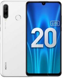 Honor 20 Lite (4GB+128GB) White купить в Уфе | Обзор | Отзывы | Характеристики | Сравнение