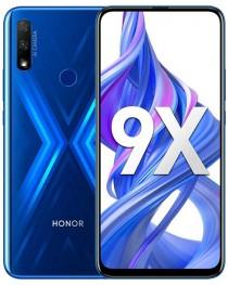 Honor 9X (4GB+128GB) Sapphire Blue купить в Уфе | Обзор | Отзывы | Характеристики | Сравнение