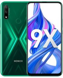 Honor 9X (4GB+128GB) Sapphire Green купить в Уфе | Обзор | Отзывы | Характеристики | Сравнение
