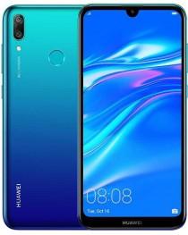 Huawei Y7 2019 (3GB+32GB) Aurora Blue купить в Уфе | Обзор | Отзывы | Характеристики | Сравнение