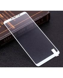 Защитное стекло для Xiaomi Mi Max 3 белое 3D купить в Уфе | Обзор | Отзывы | Характеристики | Сравнение