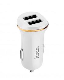 АЗУ Hoco Z1 на 2 USB White купить в Уфе | Обзор | Отзывы | Характеристики | Сравнение