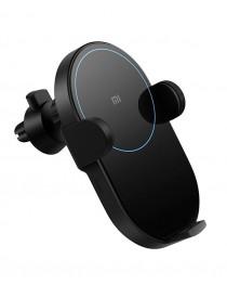 Автомобильный держатель с беспроводной зарядкой Xiaomi Mi Wireless Car Charger купить в Уфе | Обзор | Отзывы | Характеристики | Сравнение