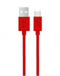 Дата-кабель Type-C - USB 1М BoraSCO (Красный) купить в Уфе | Обзор | Отзывы | Характеристики | Сравнение