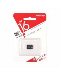 MICRO SD 16Gb Smart Buy Class 10 UHS-I купить в Уфе | Обзор | Отзывы | Характеристики | Сравнение