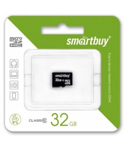 MICRO SD 32Gb Smart Buy Class 10 купить в Уфе | Обзор | Отзывы | Характеристики | Сравнение