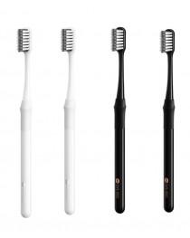 Набор зубных щеток Xiaomi Doctor Bei Black and White купить в Уфе | Обзор | Отзывы | Характеристики | Сравнение