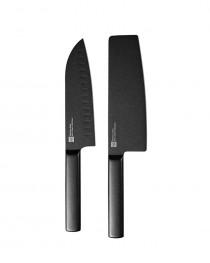 Набор ножей Xiaomi Huo Hou Heat Knife Set (2 предмета) купить в Уфе | Обзор | Отзывы | Характеристики | Сравнение