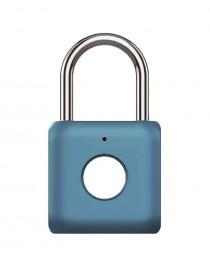 Умный замок Xiaomi Smart Fingerprint Lock padlock Синий купить в Уфе | Обзор | Отзывы | Характеристики | Сравнение