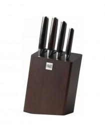 Набор ножей Xiaomi Huo Hou Fire Waiting Steel Knife Set купить в Уфе | Обзор | Отзывы | Характеристики | Сравнение