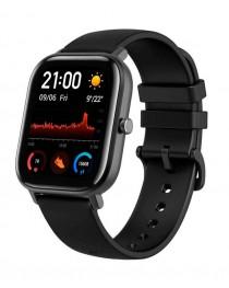 Умные часы Amazfit GTS (A1914) Obsidian Black купить в Уфе   Обзор   Отзывы   Характеристики   Сравнение