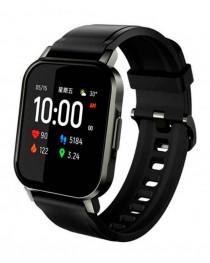 Умные часы Xiaomi Haylou Solar Smartwatch (LS02) Black купить в Уфе | Обзор | Отзывы | Характеристики | Сравнение