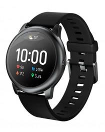 Умные часы Xiaomi Haylou Solar Smartwatch (LS05) EU Black купить в Уфе | Обзор | Отзывы | Характеристики | Сравнение
