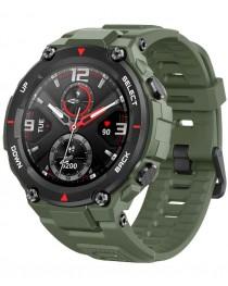 Умные часы Xiaomi Amazfit T-Rex (Green) купить в Уфе | Обзор | Отзывы | Характеристики | Сравнение