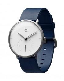 Xiaomi Mijia Quartz Watch Blue Гибридные смарт-часы купить в Уфе | Обзор | Отзывы | Характеристики | Сравнение