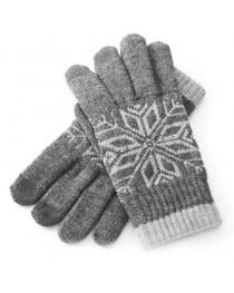 Перчатки для сенсорных экранов (Серый) купить в Уфе | Обзор | Отзывы | Характеристики | Сравнение