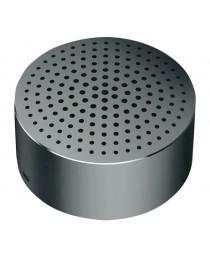 Портативная колонка Xiaomi Bluetooth Mi Portable Round Box Gray купить в Уфе | Обзор | Отзывы | Характеристики | Сравнение
