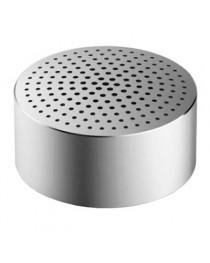 Портативная колонка Xiaomi Bluetooth Mi Portable Round Box Silver купить в Уфе | Обзор | Отзывы | Характеристики | Сравнение