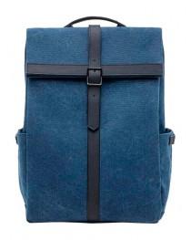 Рюкзак Xiaomi 90 Points Grinder Oxford Casual Backpack (Blue) купить в Уфе | Обзор | Отзывы | Характеристики | Сравнение