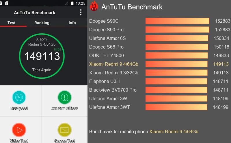 Xiaomi Redmi 9 кyпить в Уфе
