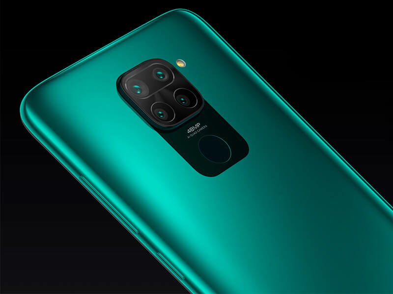 Xiaomi Redmi Note 9 кyпить в Уфе
