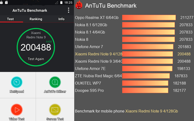 Xiaomi Redmi Note 9 кyпить в Уфе