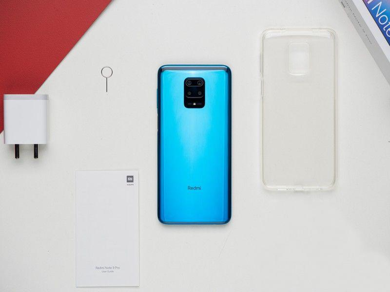 Xiaomi redmi note 9 купить в Уфе